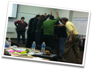 3Back Certified Scrum Training