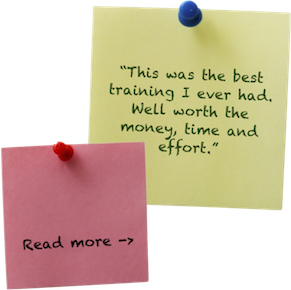 Scrum Training Reviews from 3Back