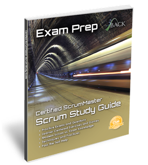 scrum study guide for the ScrumMaster Test
