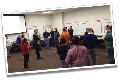 3Back certified scrummaster scrum training Chicago, IL