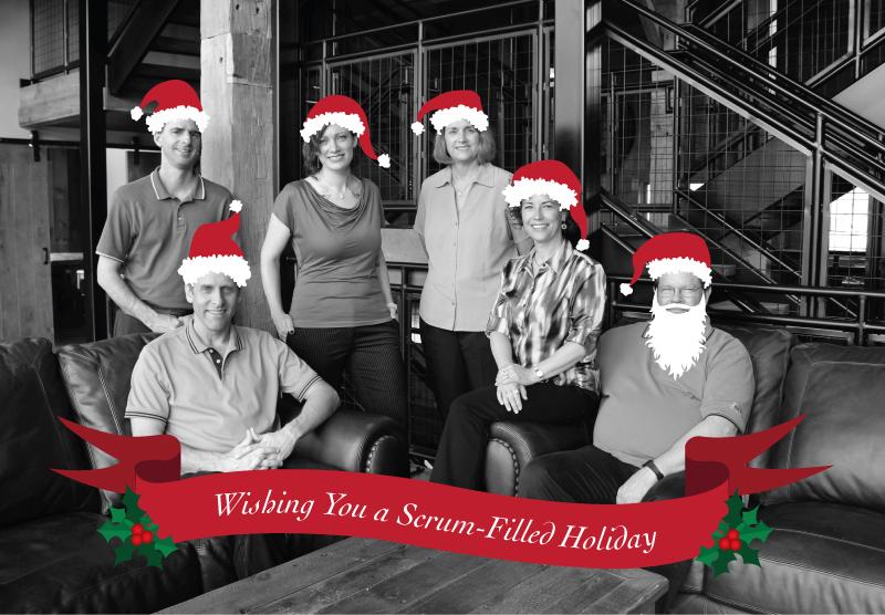 Holiday 3Back Team Photo
