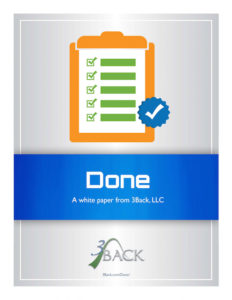 3Back - Done White Paper - Cover