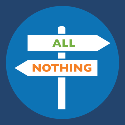 The Trouble With Agile - All or Nothing